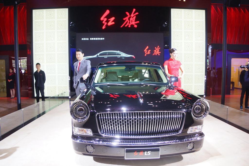 太原国际汽车展(5)