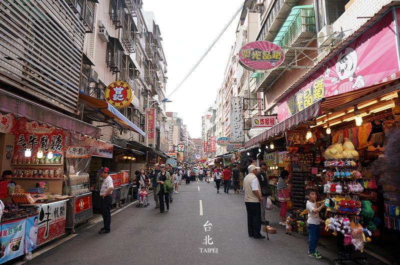 锦江乐园台北夜市_去过的台湾夜市图片