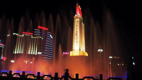 八一起义纪念塔