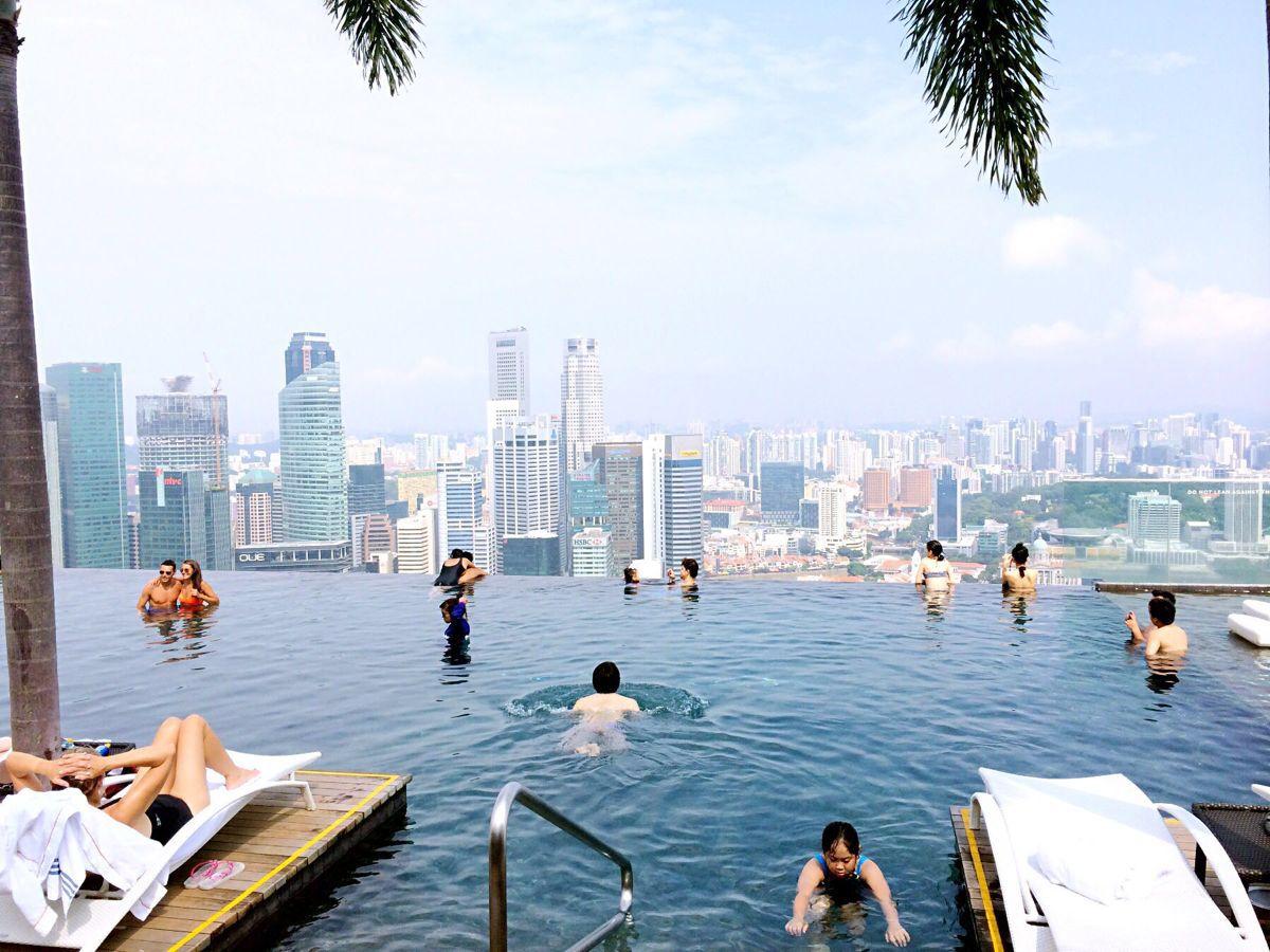 【携程攻略】新加坡滨海湾金沙单独旅行点评