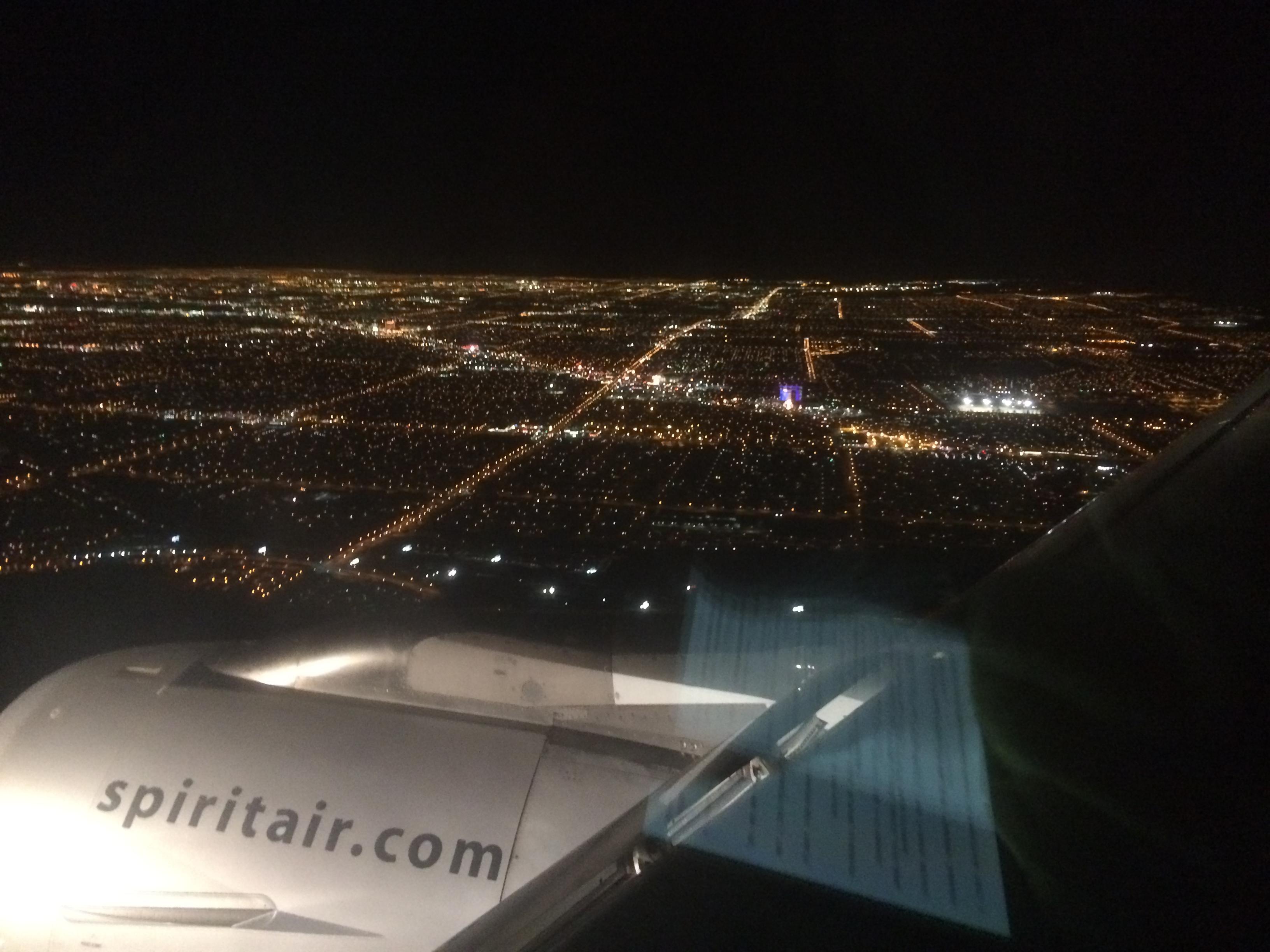 拉斯维加斯机场 准备搭飞机回纽约