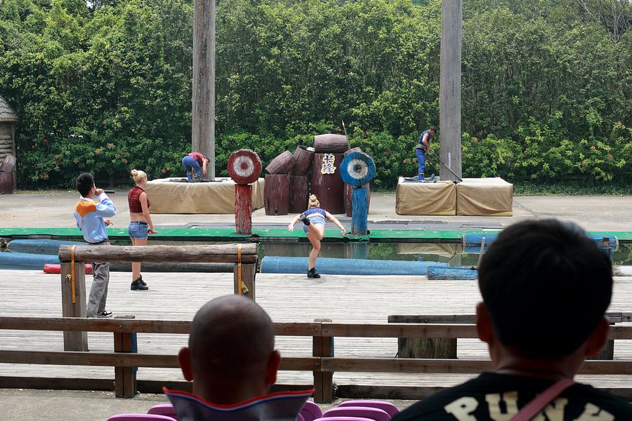 爸爸妈妈去哪儿(广州长隆大马戏,欢乐世界,动物园考拉