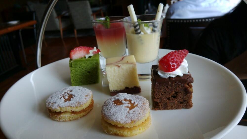 咖啡厅下午茶_咖啡下午茶唯美意境_下午茶点心图片