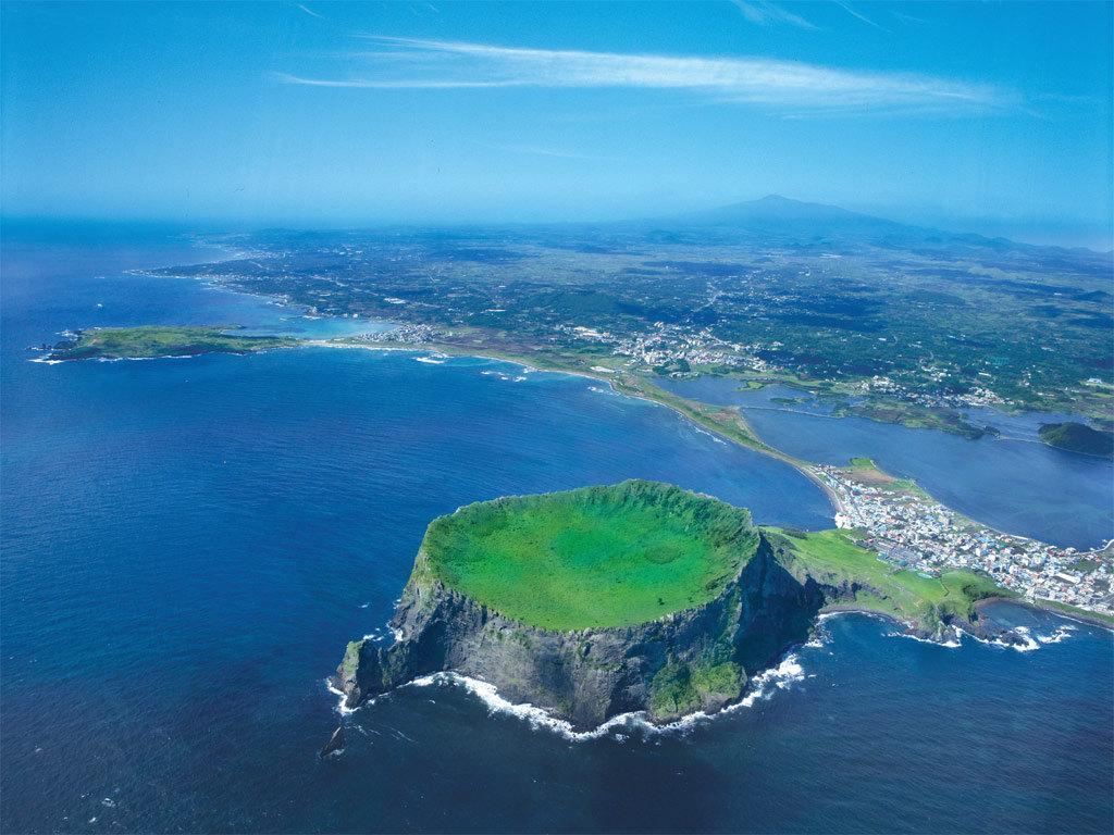 东方夏威夷---韩国济州岛