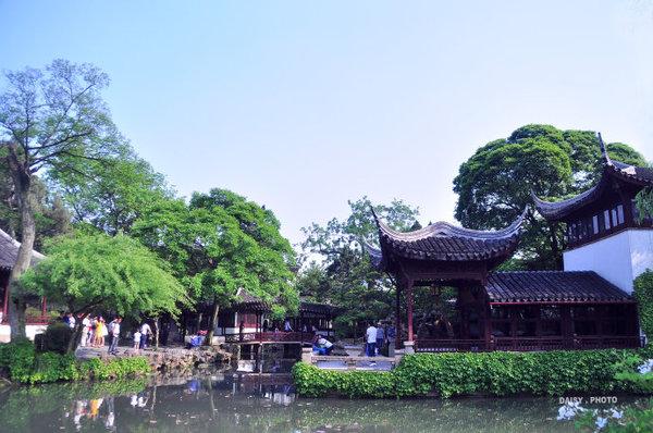 【苏州】当古典园林遇上现代江南