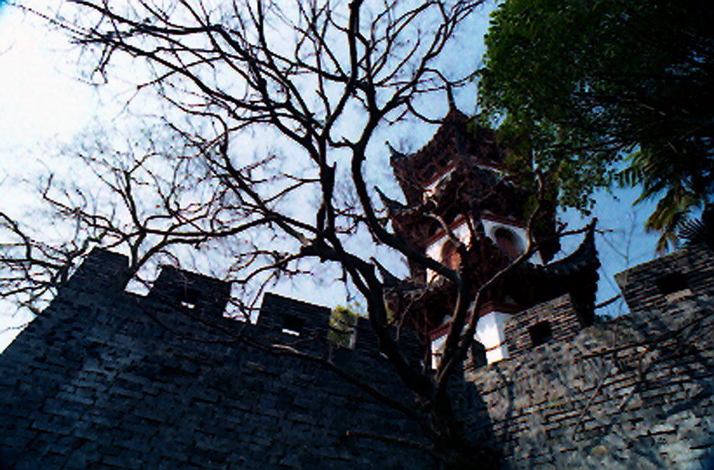 上海之七 欲问景点何处有 藏在浦东人不识图片