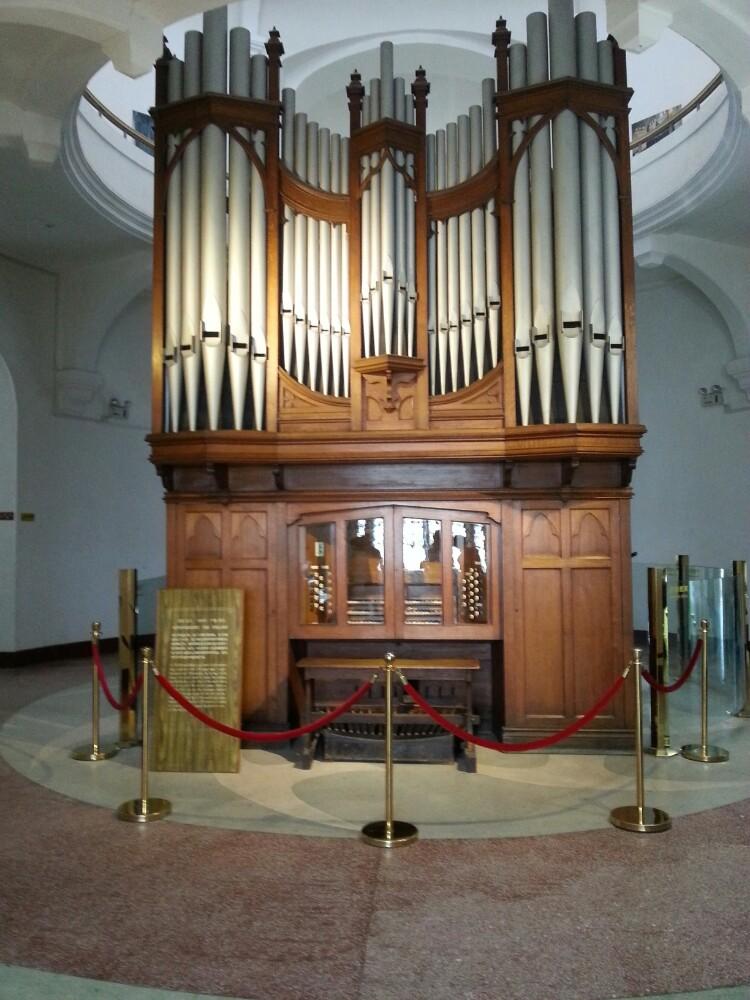 【携程攻略】福建风琴博物馆适合情侣出游旅游吗图片