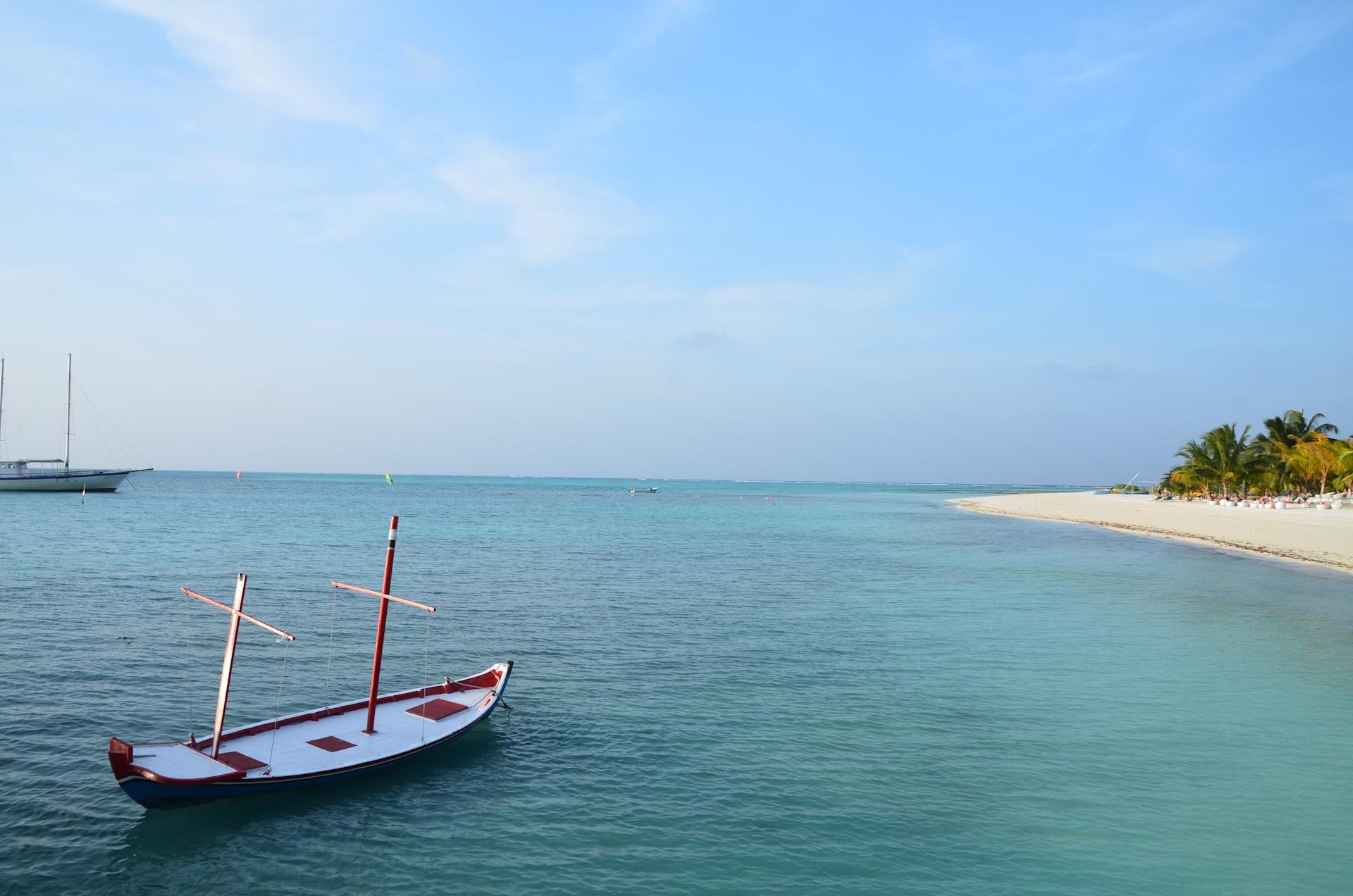 马尔代夫蜜月岛meeru自由行——美妙的水上之旅(含)