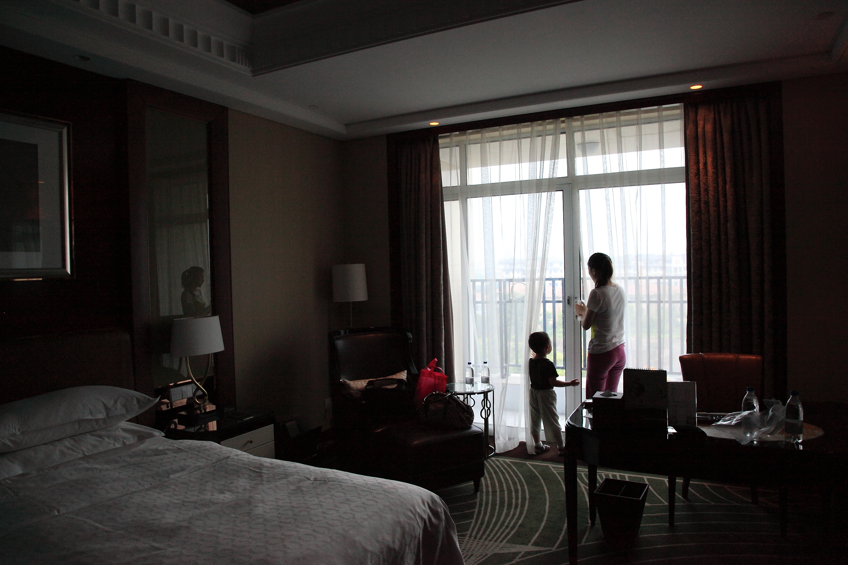加游站#常州喜来登酒店 淹城野生动物园2日游