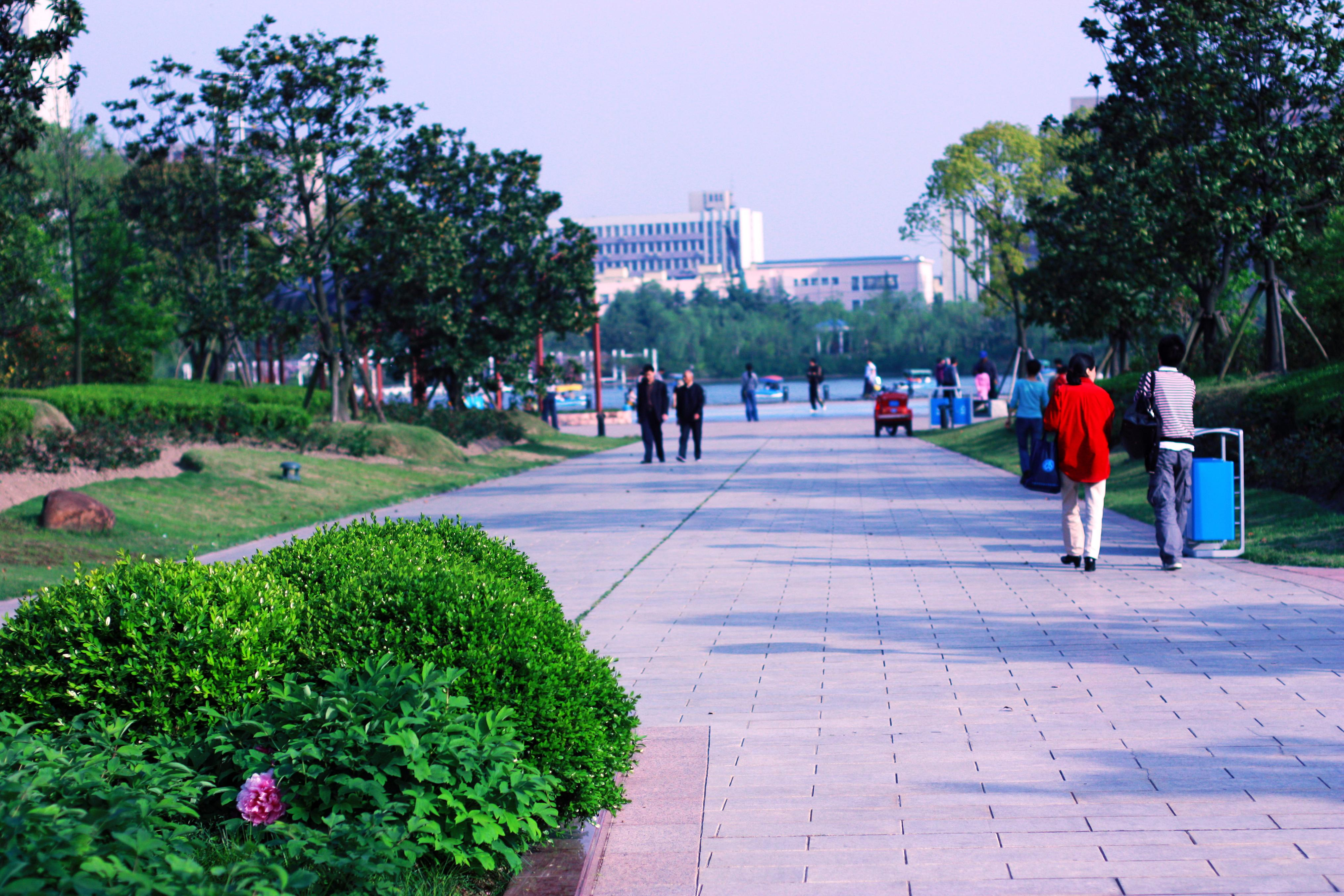 春游黄兴公园