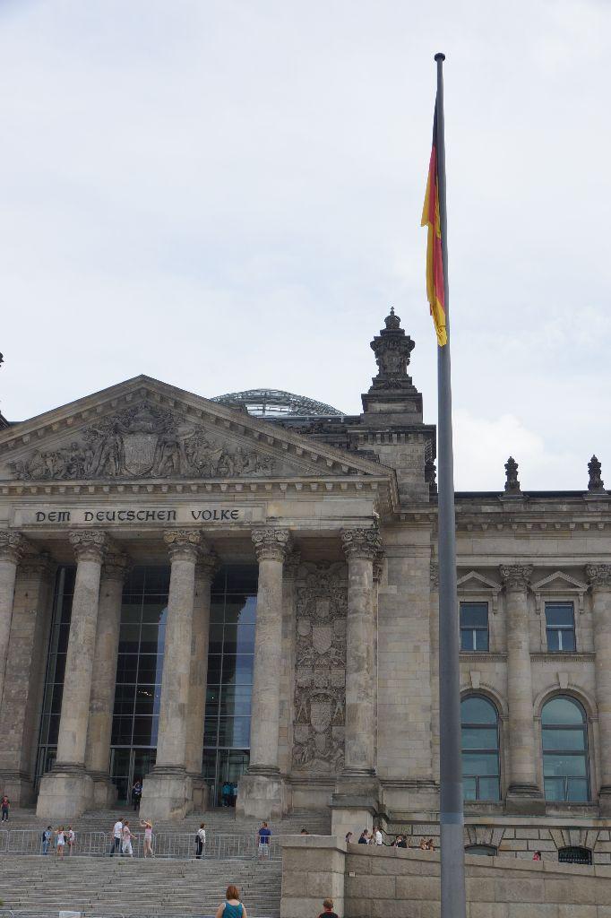 德国国会大厦 - 游记攻略【携程攻略】