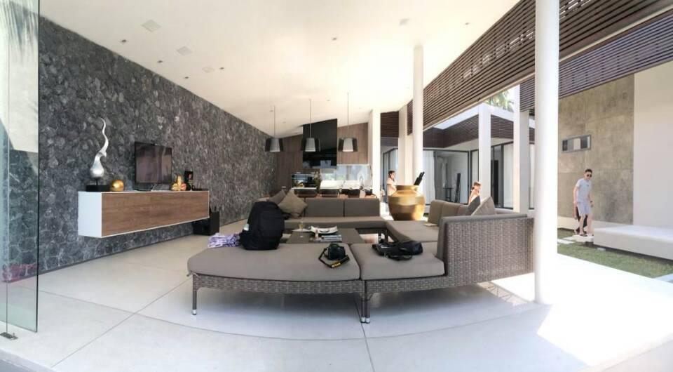 泰国苏梅的豪华私人别墅之游