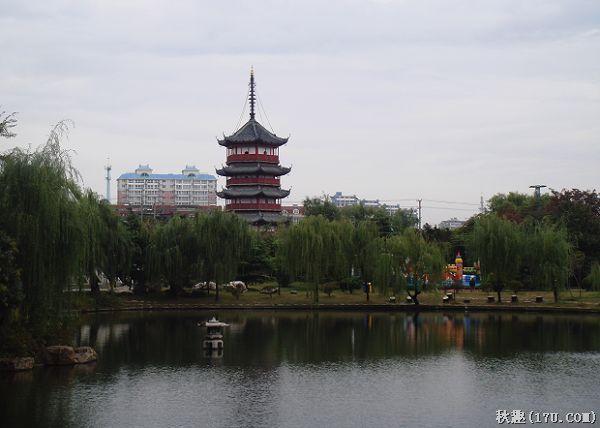 【携程攻略】江苏文峰公园景点
