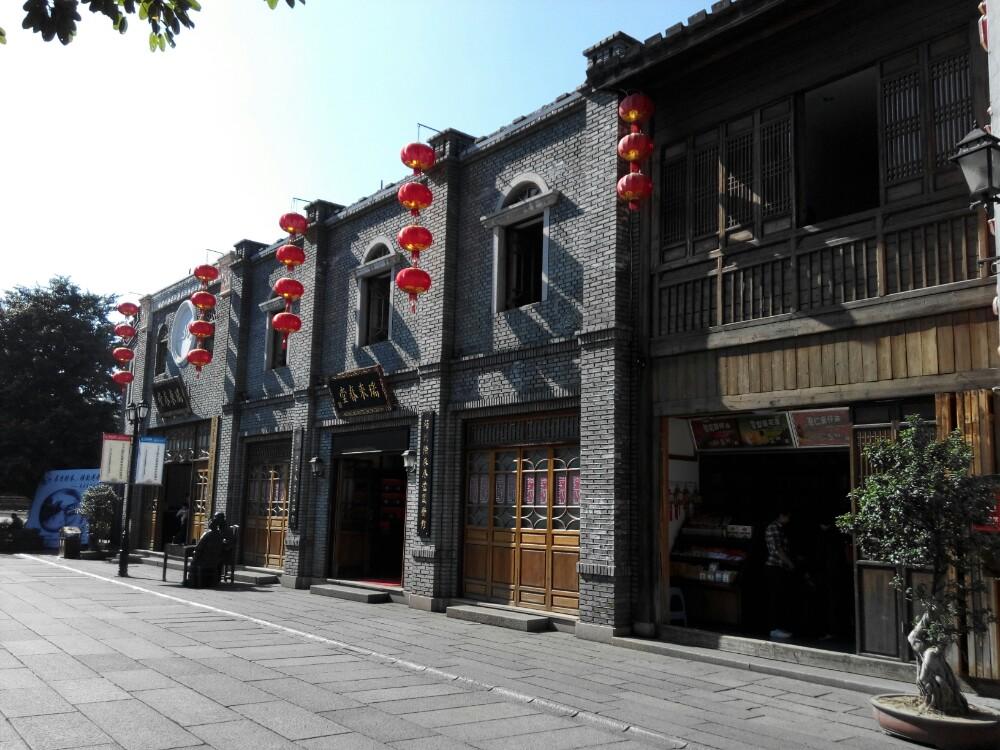 【携程攻略】福州三坊七巷适合商务旅行旅游吗,三坊七