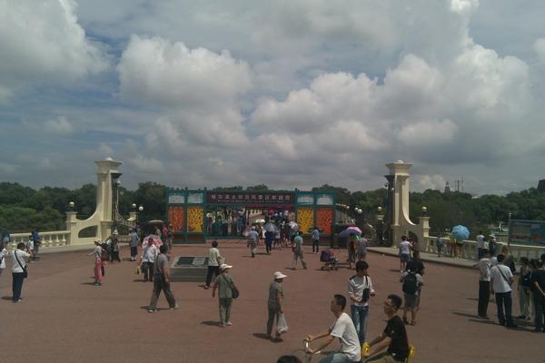 太阳岛风景区,哈尔滨太阳岛风景区攻略/地址/图片
