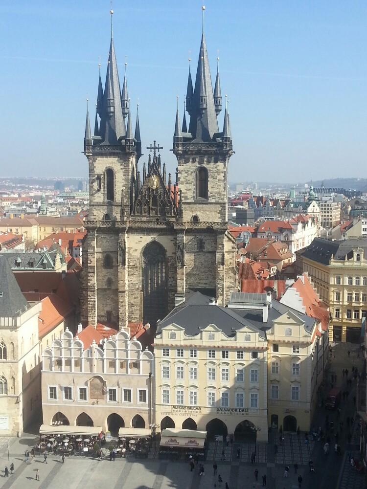 布拉格广场