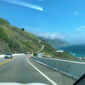 加州1号公路旅游景点攻略图