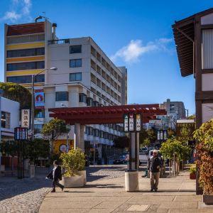 日本城旅游景点攻略图