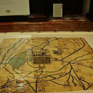 西印度群岛综合档案馆旅游景点攻略图
