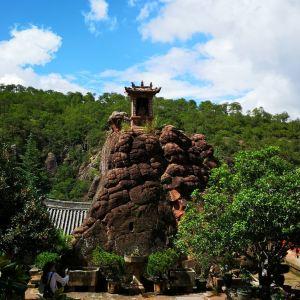 石钟寺旅游景点攻略图
