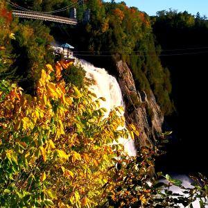 蒙特伦西瀑布旅游景点攻略图