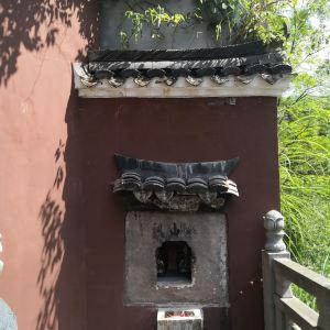 杨岐山旅游景点攻略图
