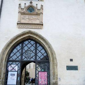 捷克银矿博物馆旅游景点攻略图