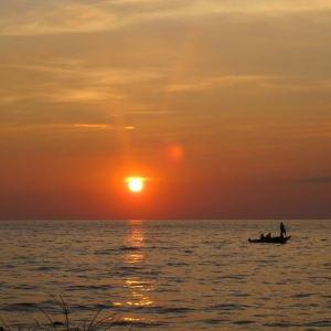 洞里萨湖旅游景点攻略图