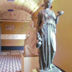 巴特尔托瓦尔森博物馆旅游景点攻略图