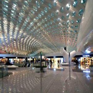宝安国际机场旅游景点攻略图