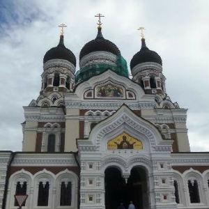 亚历山大·涅夫斯基主教座堂旅游景点攻略图