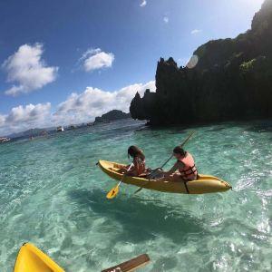 爱妮岛旅游景点攻略图