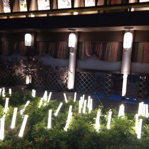 大江户温泉物语旅游景点攻略图