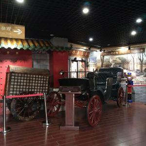 道路交通博物馆旅游景点攻略图