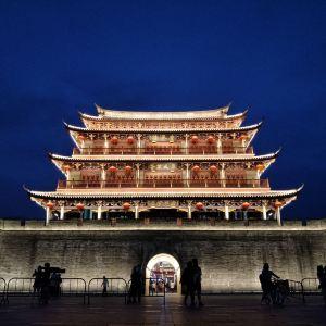 广济门城楼旅游景点攻略图