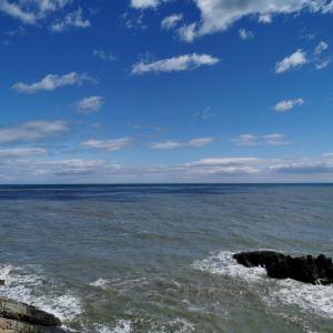海云台海水浴场旅游景点攻略图