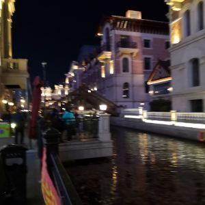 意大利风情街旅游景点攻略图
