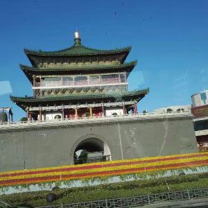 西安钟楼旅游景点攻略图