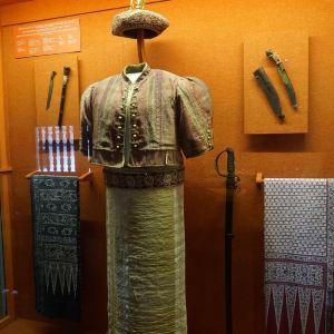 康提国家博物馆旅游景点攻略图
