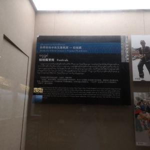 西双版纳民族博物馆旅游景点攻略图