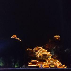 蚩尤九黎城旅游景点攻略图