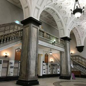 布里斯班市政厅旅游景点攻略图