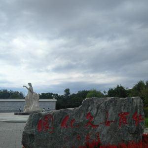 红罗女文化园旅游景点攻略图