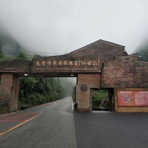 武隆岩溶地质公园旅游景点攻略图