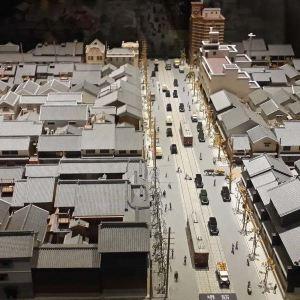大阪今昔生活馆旅游景点攻略图