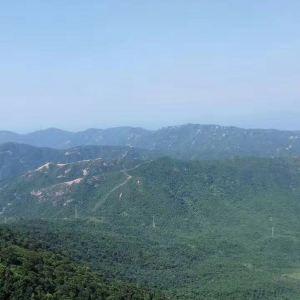七娘山旅游景点攻略图