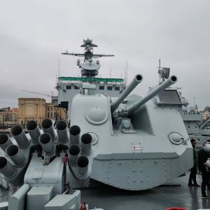 海军博物馆旅游景点攻略图