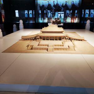 元中都博物馆旅游景点攻略图