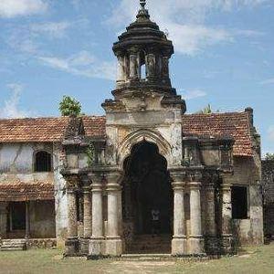 康德萨米神庙旅游景点攻略图