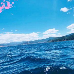 洱海游船旅游景点攻略图